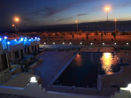 Almarsa Village Resort - Hotels and Accommodation in Jordan, Middle East