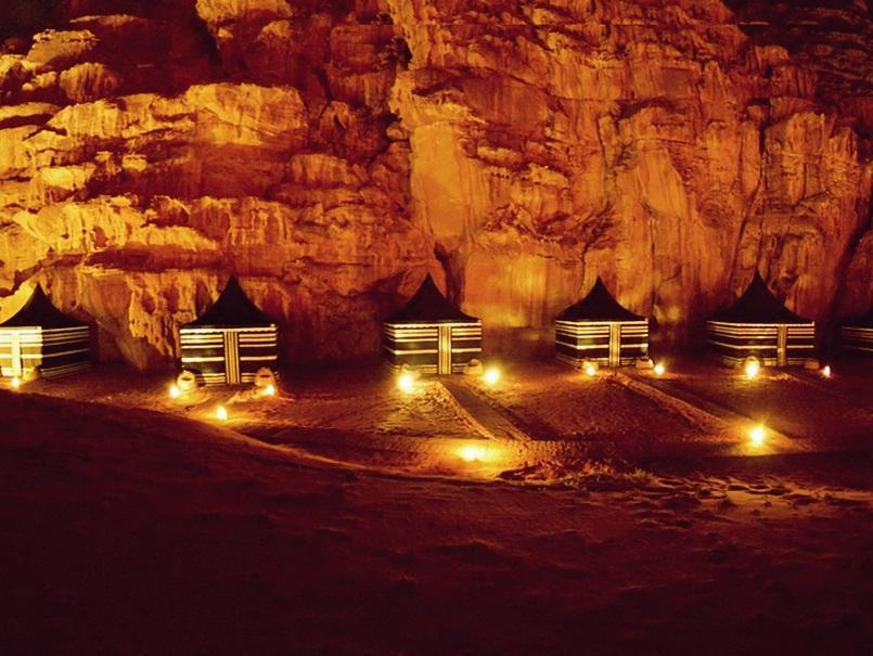 Wadi Rum Night Luxury Camp - Hotels and Accommodation in Jordan, Middle East
