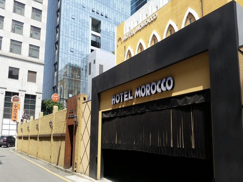 Morocco Hotel - Hotels and Accommodation in South Korea, Asia