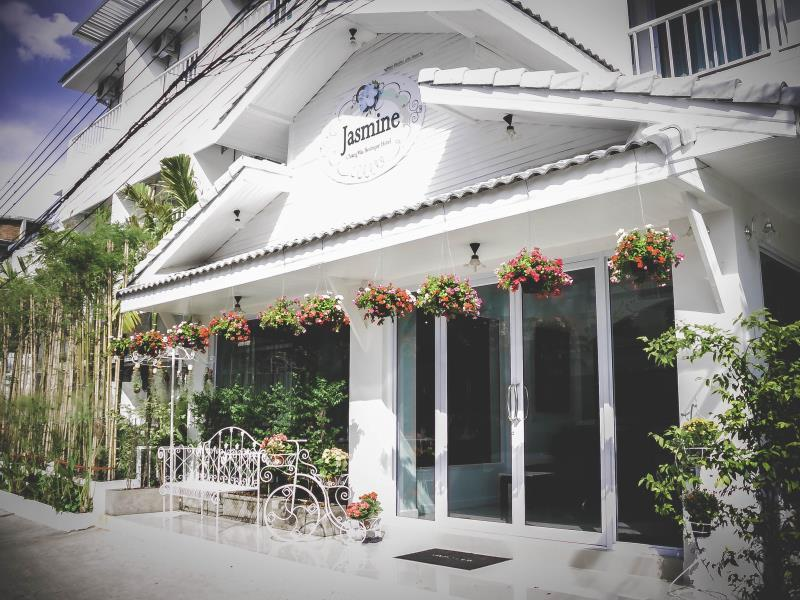 Jasmine Chiang Mai Boutique Hotel - Hotels and Accommodation in Thailand, Asia