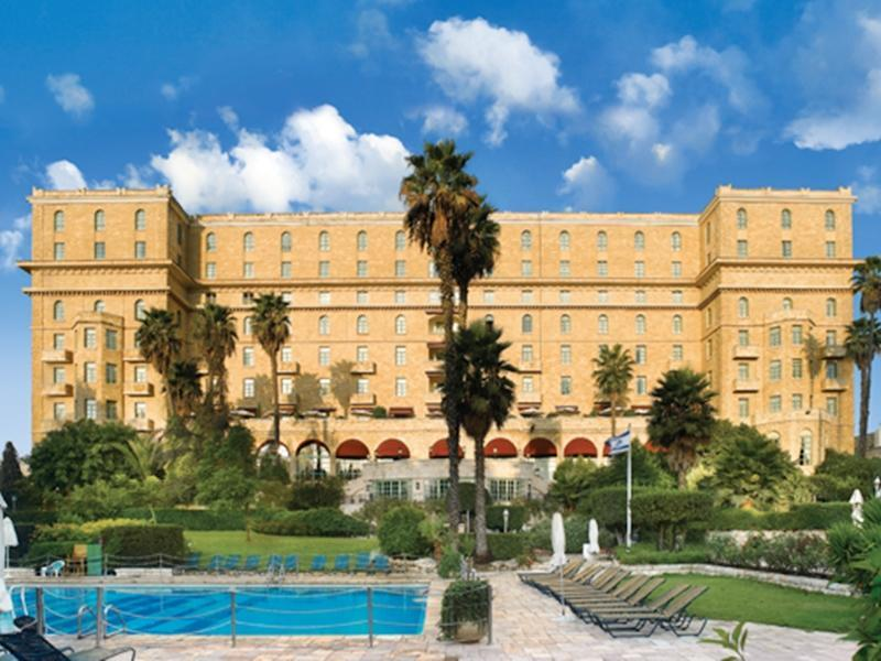 King David Jerusalem Hotel - Hotels and Accommodation in Israel, Middle East