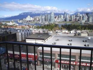 Park Inn & Suites On Broadway Hotel Vancouver (BC) - balkon/terasa