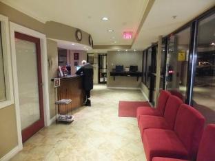 North Vancouver Hotel Vancouver (BC) - notranjost hotela