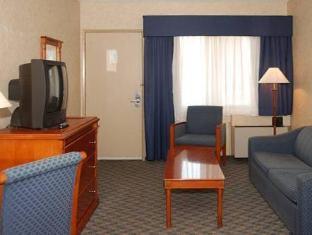 North Vancouver Hotel Vancouver (BC) - soba za goste