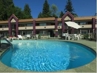 North Vancouver Hotel Vancouver (BC) - bazen