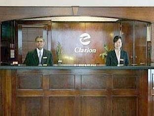 Clarion Hotel And Suites Selby Toronto (ON) - Resepsjon