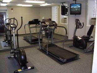 Clarion Hotel And Suites Selby Toronto (ON) - Treningsrom