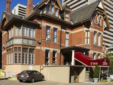Clarion Hotel And Suites Selby Toronto (ON) - Utsiden av hotellet