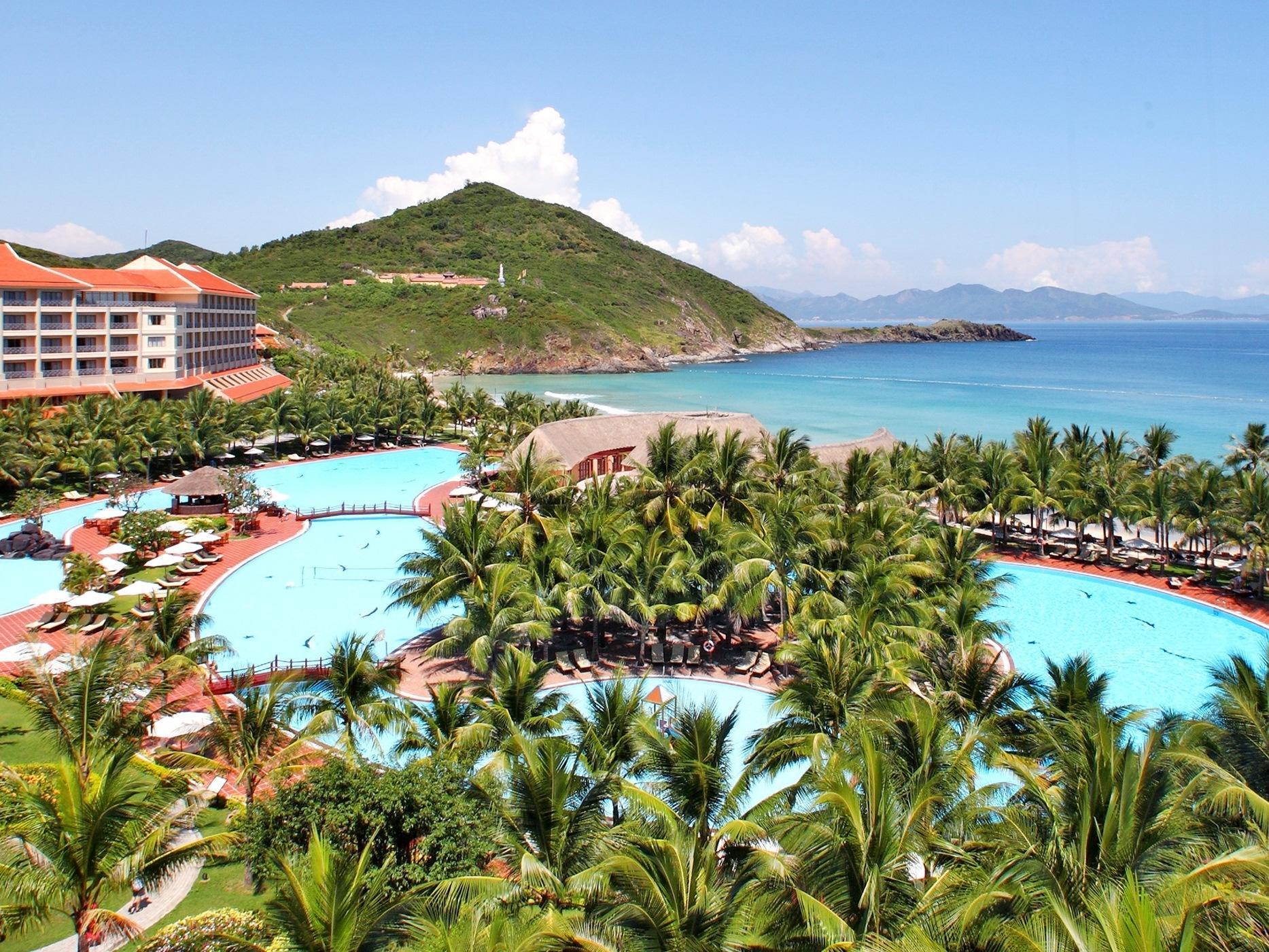 Hotell Vinpearl Resort Nha Trang