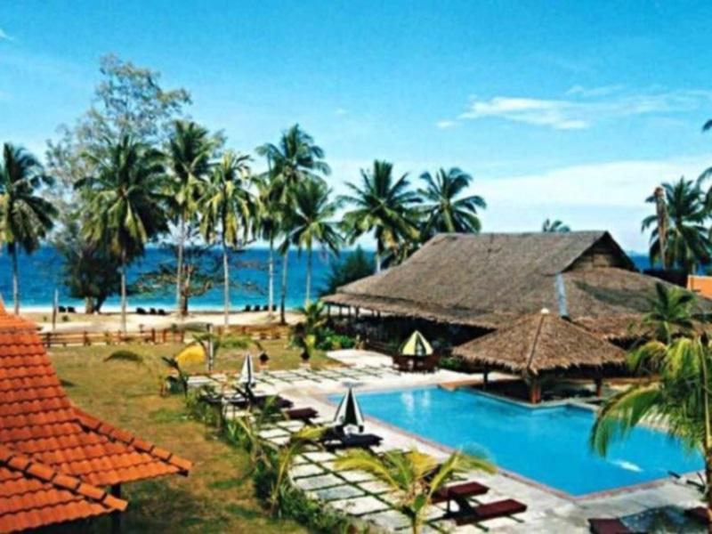 D'Coconut Island Resort - Hotels and Accommodation in Malaysia, Asia