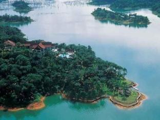 Lake Kenyir Resort Tasik Kenyir - Aerial View