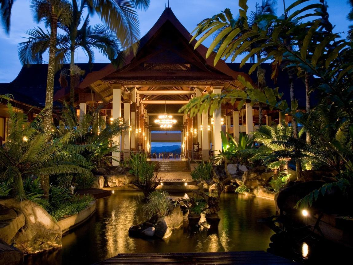 Lake Kenyir Resort & Spa - Hotels and Accommodation in Malaysia, Asia