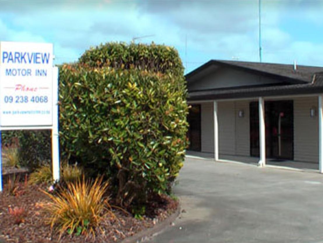 Parkview Motor Inn - Hotell och Boende i Nya Zeeland i Stilla havet och Australien