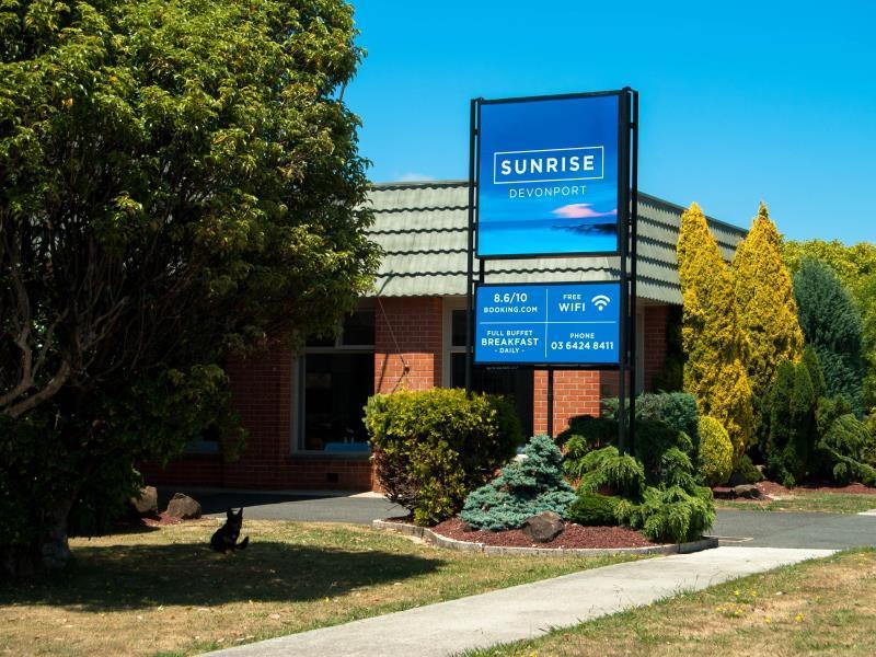 Comfort Inn Sunrise - Hotell och Boende i Australien , Devonport