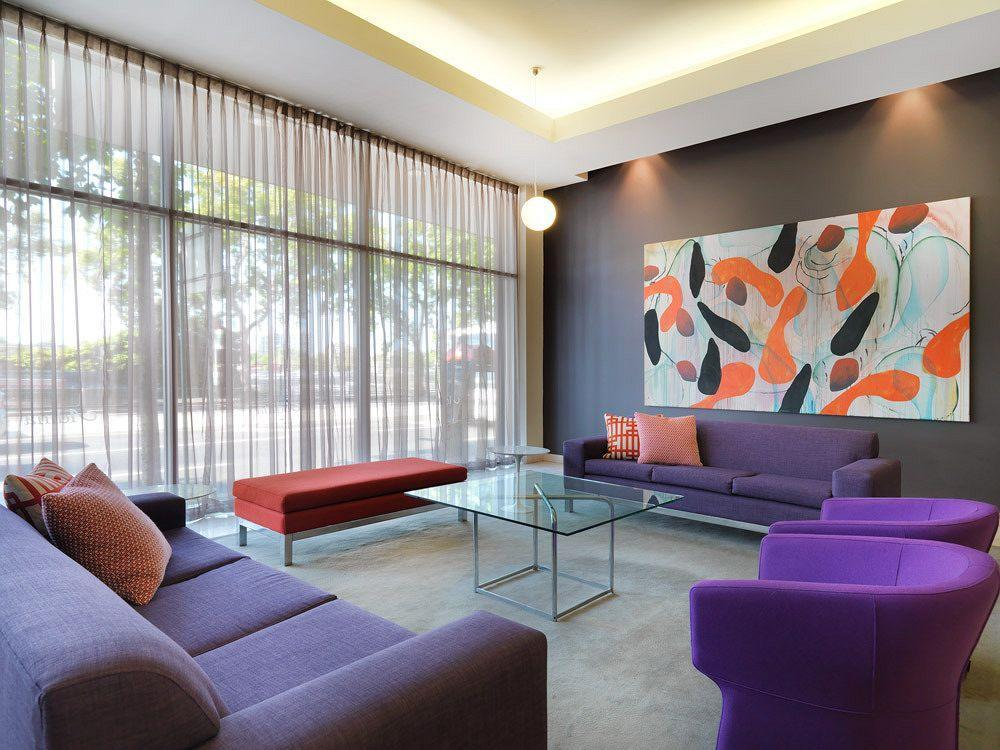 Hotell Adina Apartment Hotel Melbourne - Flinders St