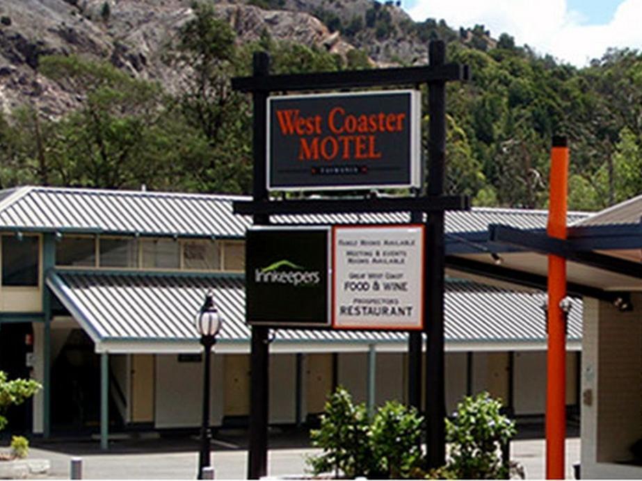 West Coaster Motel - Hotell och Boende i Australien , Queenstown