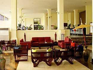 Cosmo hotel CCC Vientiane - Lobby