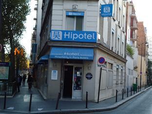 Hipotel Belgrand - Hotell och Boende i Frankrike i Europa