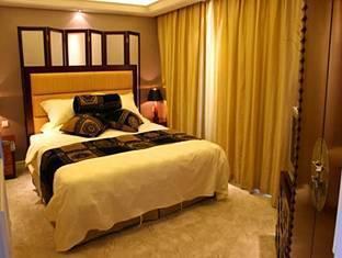 Shanghai Howard Johnson All Suites Hotel Shanghai - Bedroom