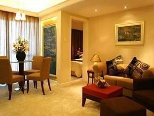 Shanghai Howard Johnson All Suites Hotel Shanghai - Hojo Suite