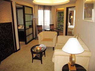 Shanghai Howard Johnson All Suites Hotel Shanghai - Executive Suite