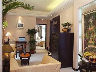Shanghai Howard Johnson All Suites Hotel Shanghai - Suite Room