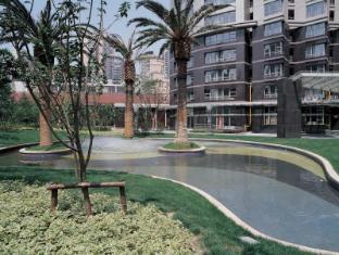 Shanghai Howard Johnson All Suites Hotel Shanghai - Spray pond