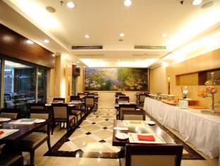 Shanghai Howard Johnson All Suites Hotel Shanghai - Monet Cafe