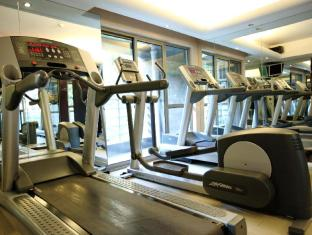 Shanghai Howard Johnson All Suites Hotel Shanghai - 2nd Floor Gyms