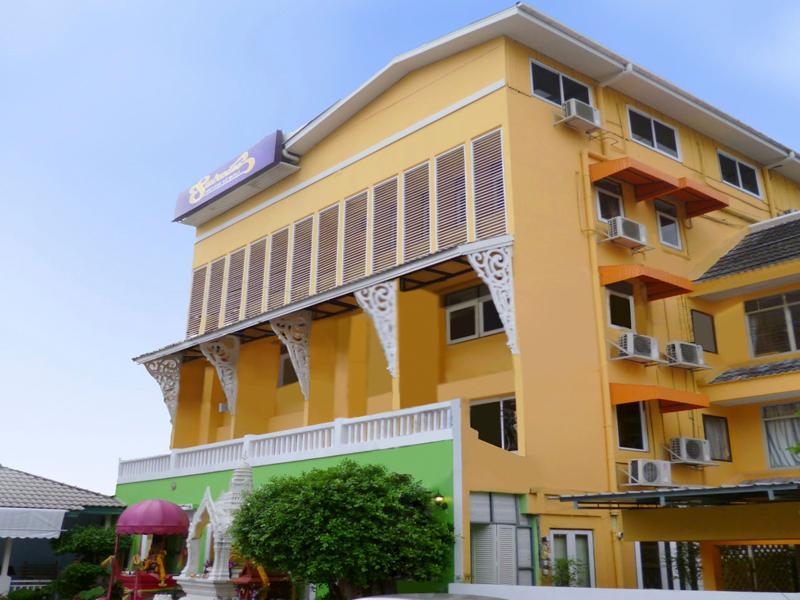 Sawasdee Sukhumvit Inn Hotel - Hotell och Boende i Thailand i Asien