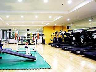 Han Suites Hotel Seoul - Fitness center