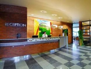 Expo Hotel Прага - Рецепція