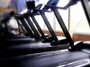 Grand Angkasa International Hotel Medan - Fitness Room