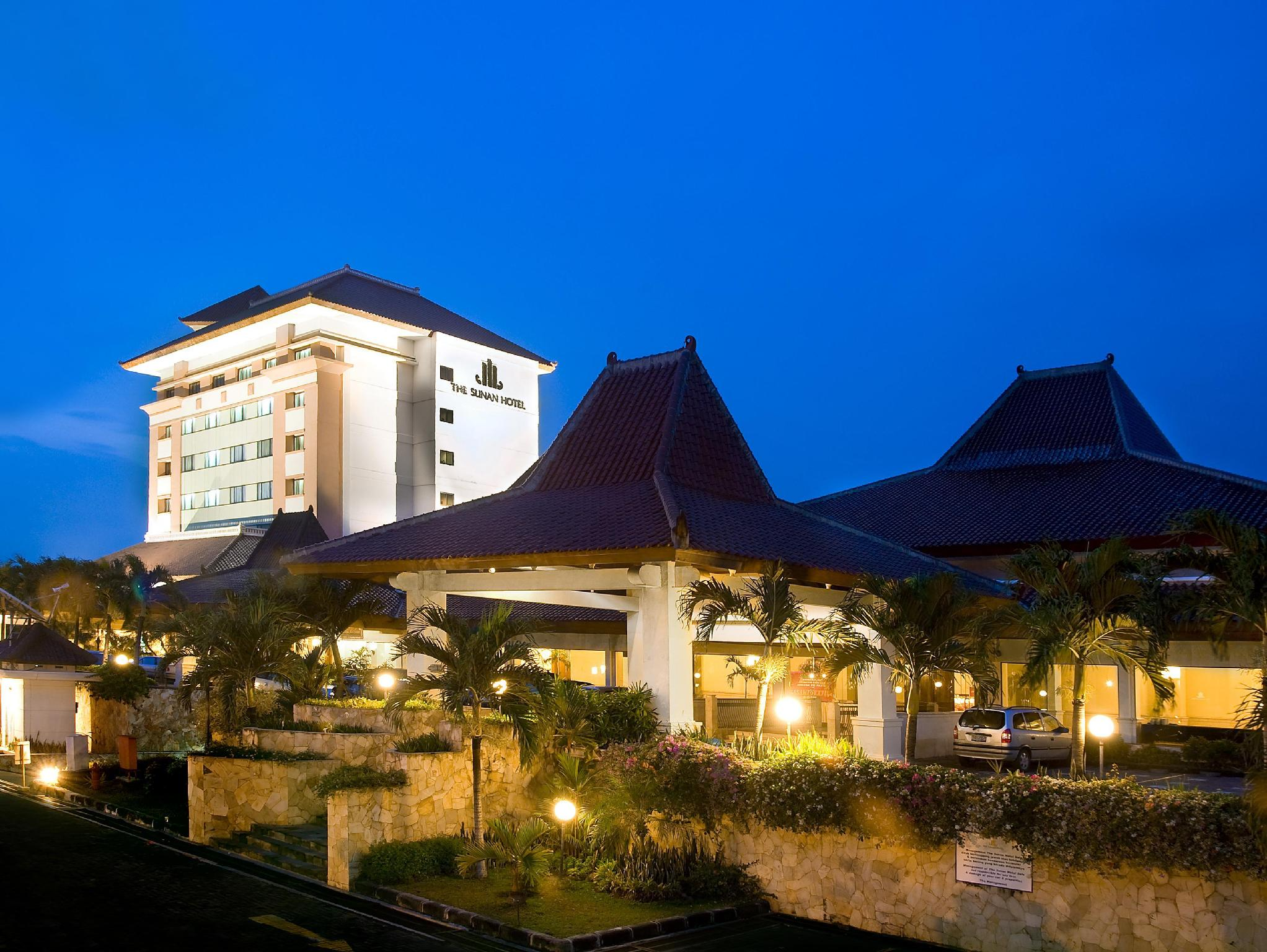 The Sunan Hotel Solo - Hotels and Accommodation in Indonesia, Asia