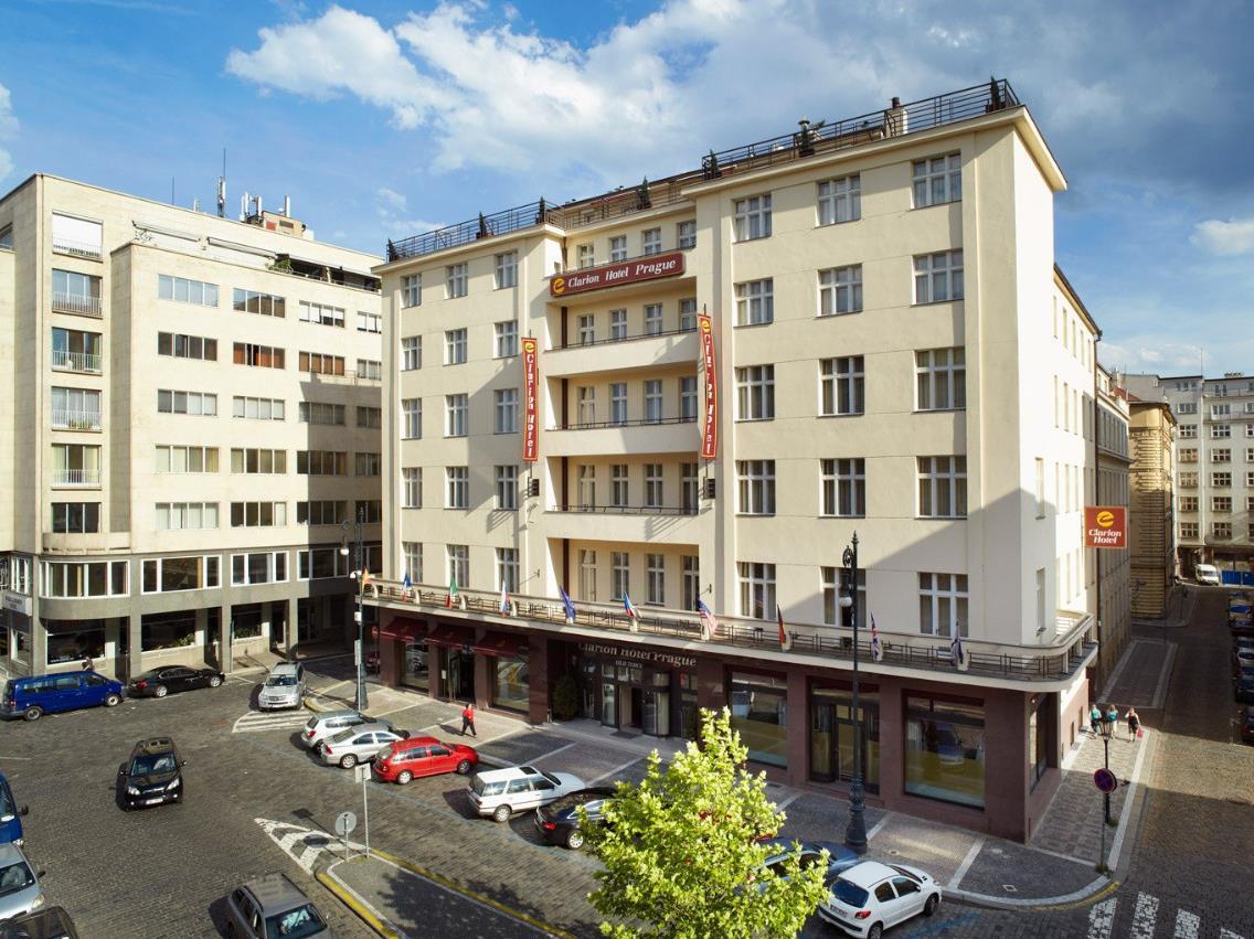 Clarion Prague Old Town Hotel - Prague