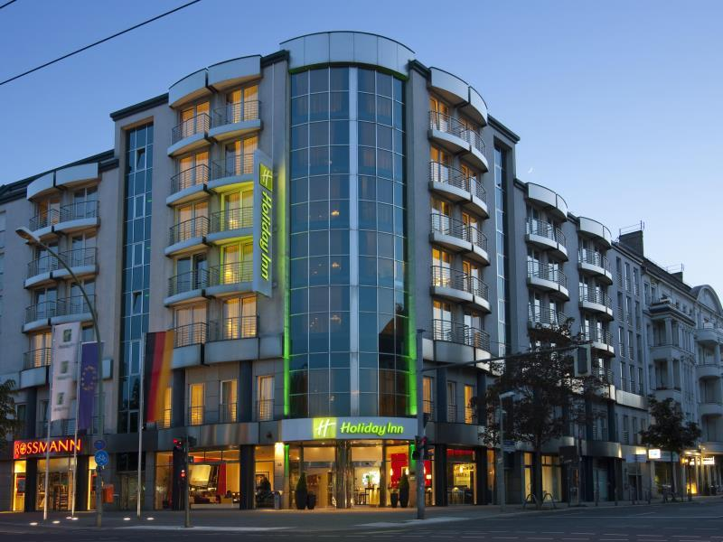 Holiday Inn Berlin City Ctr E Prenzl Allee Берлін