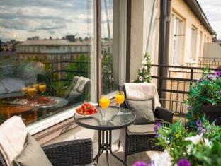 Hotel Rival Stockholm - Balcony/Terrace