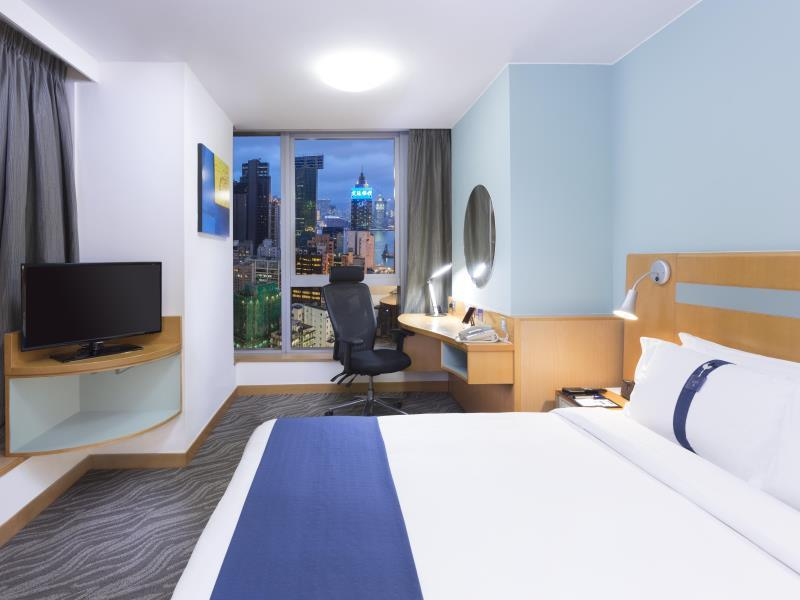 Holiday Inn Express Causeway Bay Hong Kong Гонконг