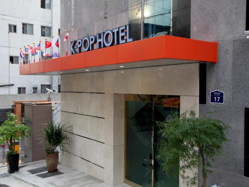 K Pop Hotel Seoul Station - Hotels and Accommodation in South Korea, Asia