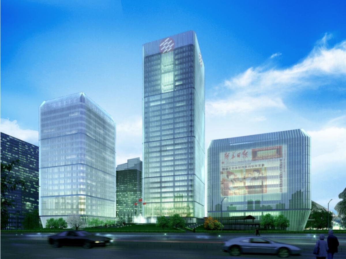 Xinhua Media GDH International Hotel - Nanjing