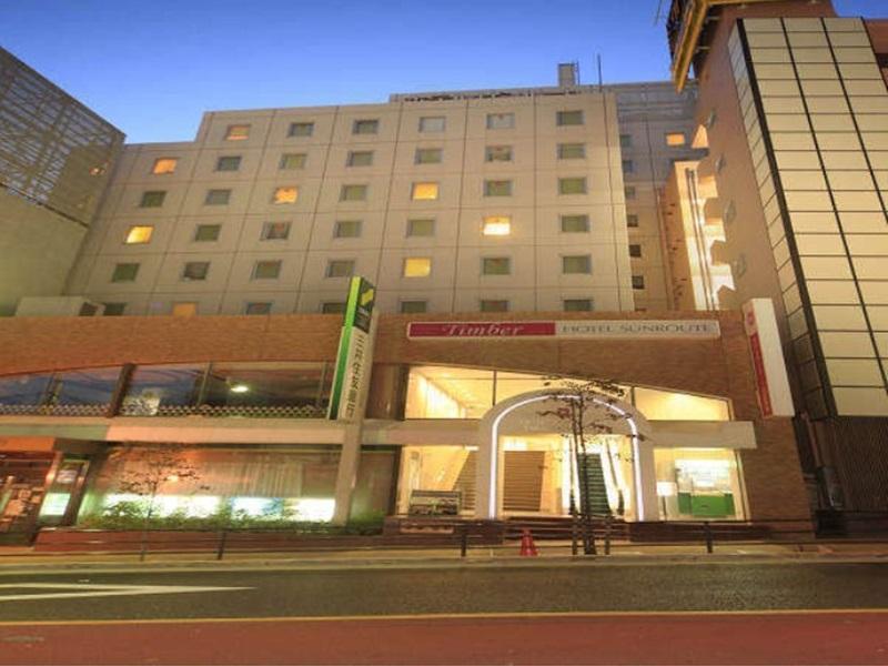 Hotel Sunroute Takadanobaba
