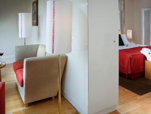 Mamaison Hotel Riverside Prague Prague - Suite Double Bed