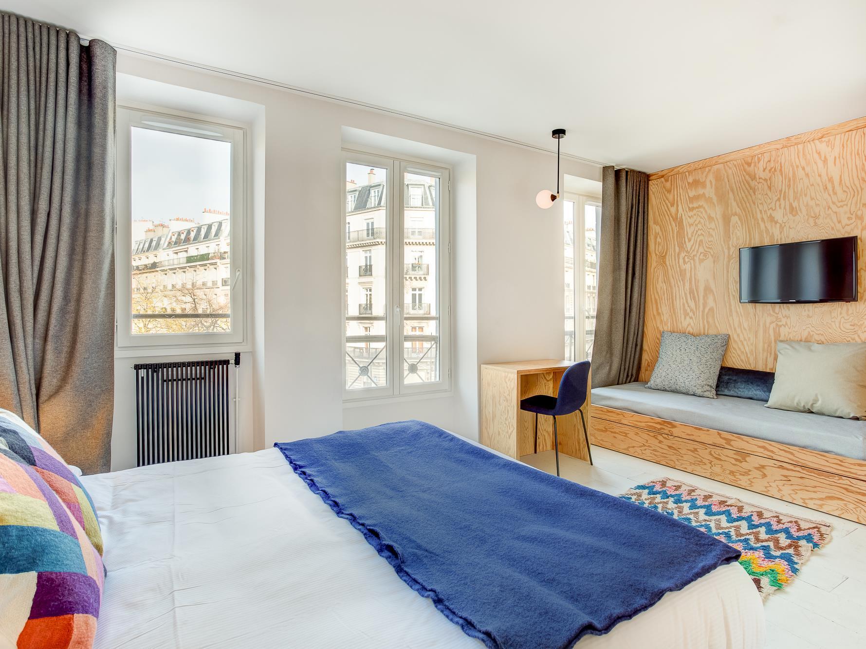 Montholon Hotel - Hotell och Boende i Frankrike i Europa