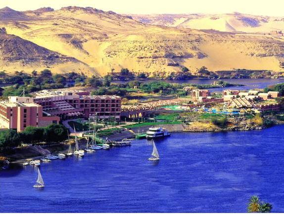 Pyramisa Isis Island Aswan Resort Aswan