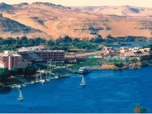 Pyramisa Isis Island Aswan Resort Aswan - View