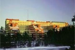 パーク イン ハーニンゲ ホテルの外観