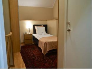 Best Western Hotel Karlaplan Stockholm - Chambre