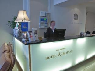 Best Western Hotel Karlaplan Stockholm - Réception