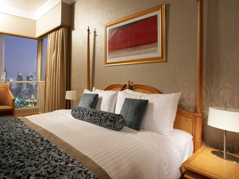 Chelsea Plaza Hotel - Hotels and Accommodation in United Arab Emirates, Middle East