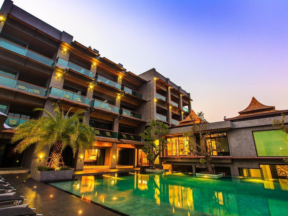 I Calm Resort - Hotels and Accommodation in Thailand, Asia